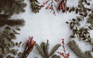 Widok świąteczny